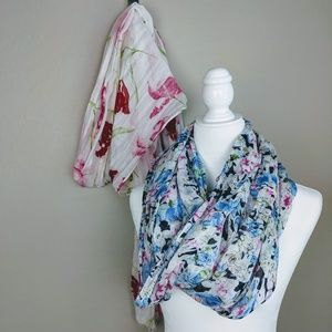 Bundle of Two Charming Charlie Scarfs